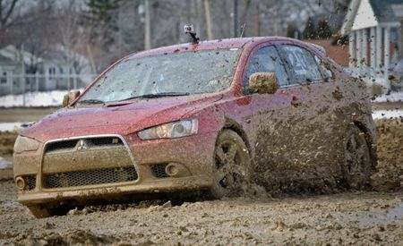 2010 Mitsubishi Lancer Sportback Ralliart: Putting the Rally in Ralliart [Long-Term Logbook]