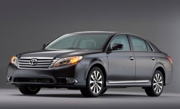 Pricing Announced for Redesigned 2011 Toyota Avalon