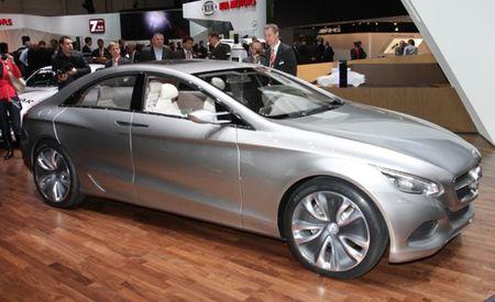 Mercedes-Benz's Future: Bigger Cars and Fuel Cells