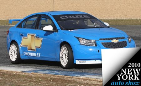 Chevrolet Cruze to Compete in WTCC