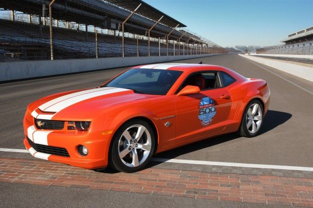 Chevrolet to Offer 2010 Camaro Indy 500 Pace Car Replicas