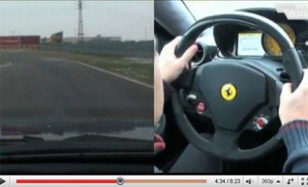 Ferrari Releases 599GTO Videos