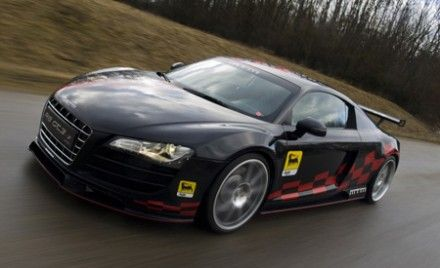 MTM Adds Supercharger and Removes Driveshafts to Create Rear-Wheel-Drive R8 GT3-2