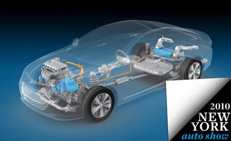 Hyundai's Fresh Thinking on Parallel Hybrids