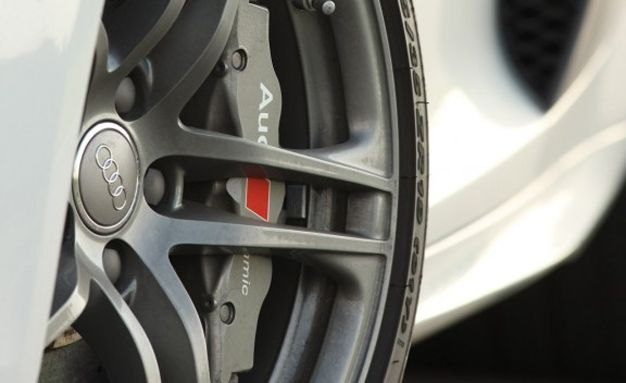 Audi Getting Closer to Decision on Carbon-Ceramic Brakes for the U.S.