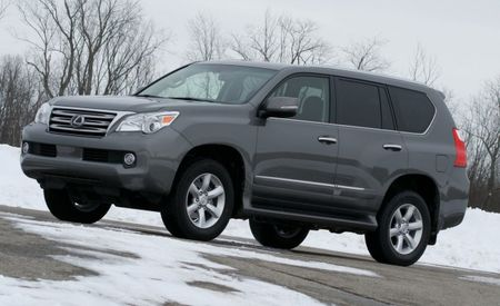 Lexus Stops Sales of 2010 GX460 After <em>Consumer Reports</em> Safety Warning, But Is There Really Reason to Panic?