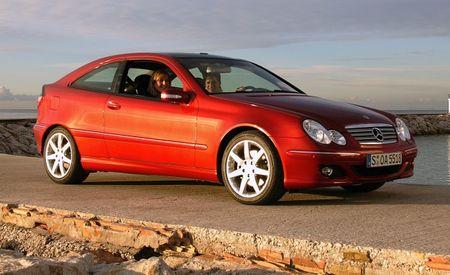 Mercedes Confirms New C-class Coupe