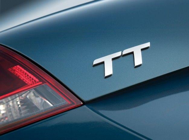 Audi TT Update Coming to Leipzig Show Next Week