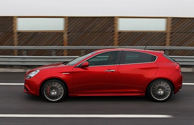 Alfa Romeo Giulietta: Will It Be Alfa's U.S. Comeback Car?