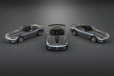 Dodge Announces Final Edition 2010 Viper SRT10s