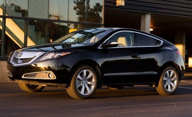 Acura ZDX Review Car And Driver - Www acura zdx