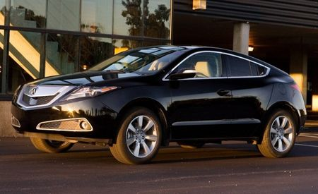 2010 Acura ZDX Recalled for Airbag-Deployment Issue