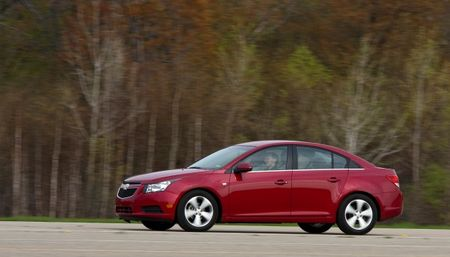 We Sample Chevy's Latest Compact and Bob Lutz Cruzes into Retirement