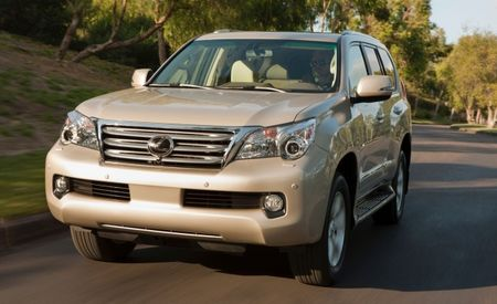 2010 Lexus GX460 Recalled for Stability Control Issue