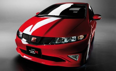 Honda to Export Three-Door Civic Type R Euro to Japan