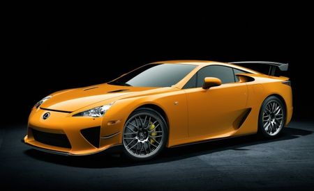 Lexus Prices LFA Nürburgring Package, Announces Discounts on F Sport Accessories for GS and IS