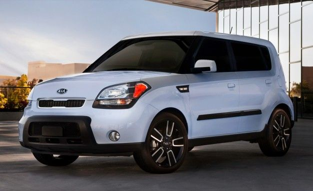 Kia Launches Special-Edition Ghost Soul