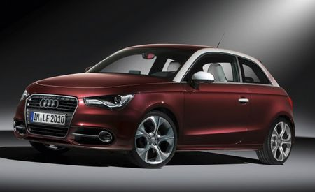 Audi to Unveil Seven Customized A1s at 2010 Wörthersee Festival