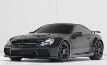 Brabus Launches 789-hp SL65 AMG Black Series T65 RS
