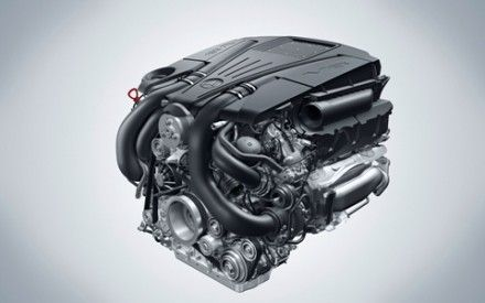 Mercedes Details Its New V-6 and V-8 Engines