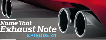 Name That Exhaust Note, Episode 41: 2010 Audi A3 TDI