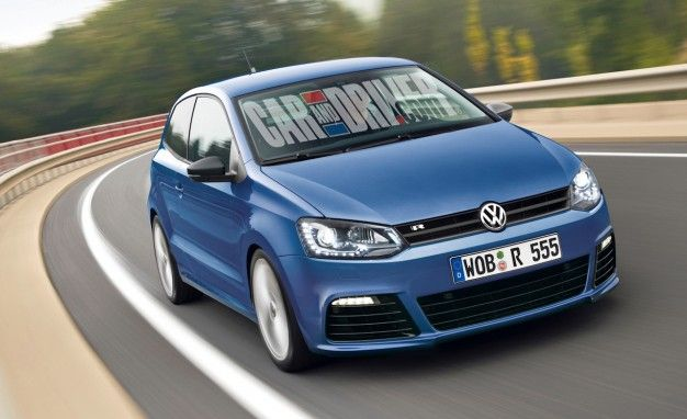 Give Us More: Volkswagen Polo R Rendered