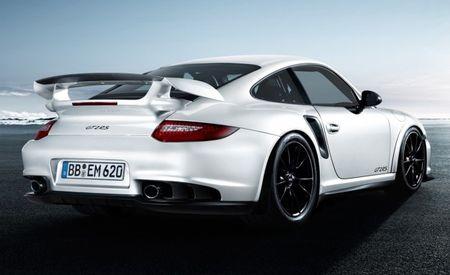 Porsche 911 GT2 RS Mini-Site Features Colorator, Video