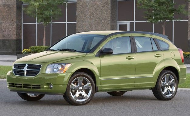 NHTSA Investigating Sticking Throttle Pedals in 2007 Dodge Caliber