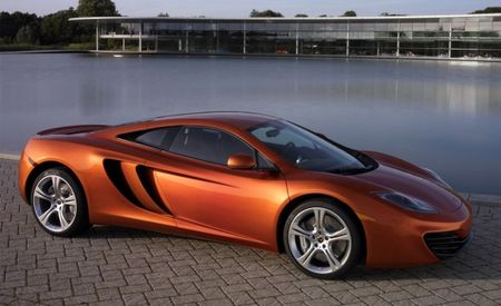 McLaren Updating MP4-12C for 2013 with Power Bump, Other Upgrades