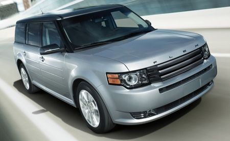 2011 Ford Flex Adds Titanium Model