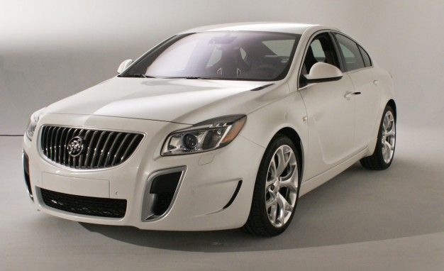 Buick Regal GS Headed for Production