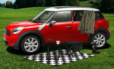 Mini Announces Getaway Package for Countryman