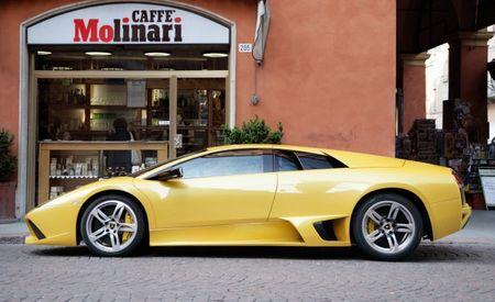 Lamborghini Recalls Murciélago for Possible Fuel Leak