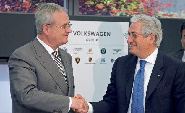 Volkswagen Buys Majority Stake in Italdesign Giugiaro