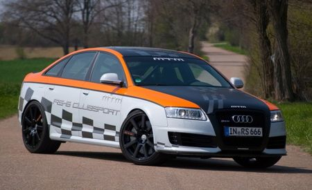 MTM Builds 730-hp Audi RS6 Clubsport