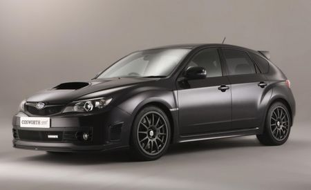 Subaru Unveils Cosworth Impreza WRX STI CS400