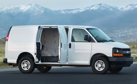 GM Launches Natural Gas and Liquefied Petroleum Variants of Chevy Express and GMC Savana