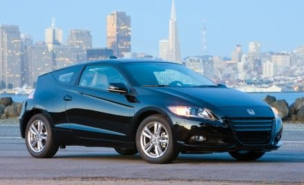 2011 Honda CR-Z Pricing, Fuel Economy Announced
