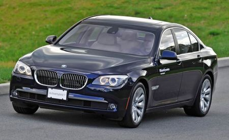 BMW ActiveHybrid 7 Qualifies for Tax Credit