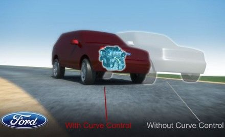 Ford to Debut Curve Control on 2011 Explorer