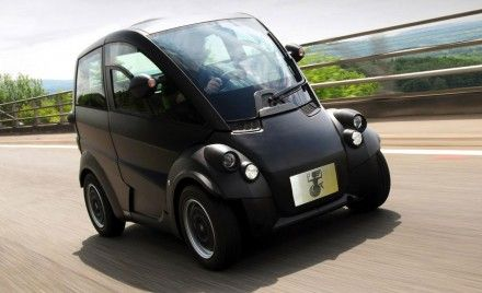 Gordon Murray Design Releases More Info on T.25 City Car