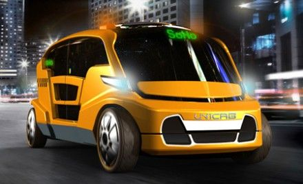 Is the UniCab NYC's Taxi of Tomorrow?