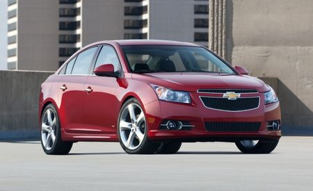2011 Chevrolet Cruze Priced from $16,995