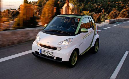 Car2Go Announces All-Electric Car-Sharing Program in San Diego