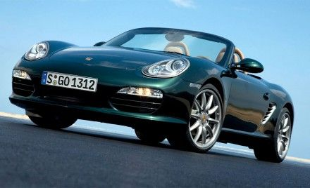Porsche Plans Test of Three Electric Boxsters, Panamera Hybrid Due in 2011
