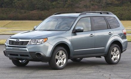 2011 Subaru Forester Gets New Base Engine, Equipment Changes