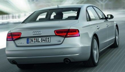 Audi Mulling Supercharged V6 or Diesel Option for U.S. A8s