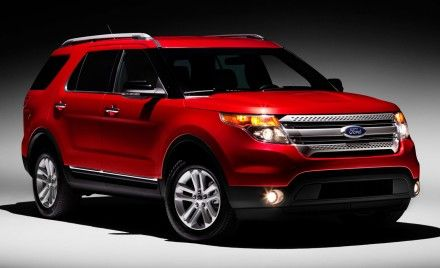 2011 Ford Explorer: Pricing, Equipment, and Design Details