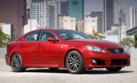 Lexus Announces Equipment Changes, Price Increases for 2011 Models
