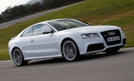 Audi RS5 Scheduled for 2012 U.S. Arrival
